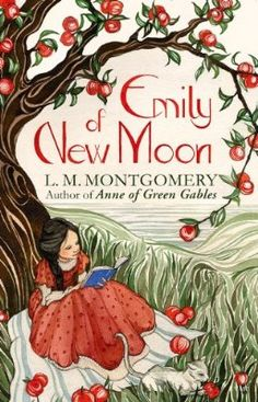 Emily of New Moon: A Virago Modern Classic (Emily Trilogy):Amazon:Books.     Love the book cover