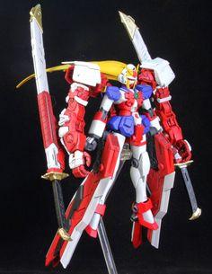 "Custom Build: HGFC 1/144 Nobell Gundam ""Powered Arm Project"" - Gundam Kits Collection News and Reviews"