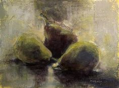 """""""three Pears""""  Dave Ivey"""