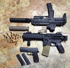 (via pistol, guns, weapons, self defense, protection, carbine, AR-15, 2nd amendment, America, firearms, munitions #guns #weapons | Practical | Pinterest | Weapons, …)