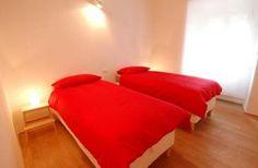 Apartments in Rome - Bedroom1, big apartment - Piazza Santa Maria, Trastevere