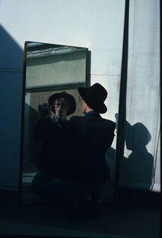 David Bowie by Steve Schapiro, 1974