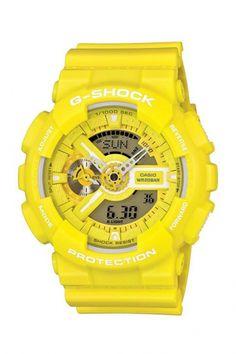 GA-110BC-9AER - G-Shock heren horloge