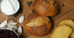 """Když jsem na stránkách """"v kuchyni vždy otevřeno"""" viděla recept na """"podzimní kuličkový chléb"""" , řekla jsem si, že tohle bymohla být moje t..."""