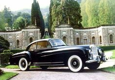 A unique Bentley R Type Continental with a special, one-off coachwork by Franay is offered in the #Classic Driver Marketplace. #Bentley • See: http://www.classicdriver.com/de/car/bentley/r-type-continental/1955/183705