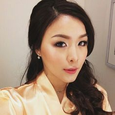 korean wedding makeup - Google Search