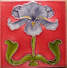 West Side Art Tiles -4478n335p0 - English Tile>