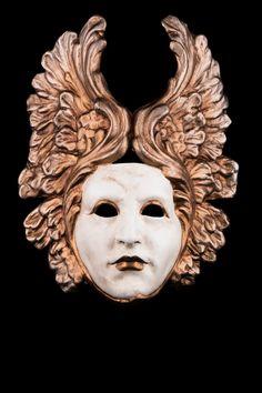 Icarus venetian mask