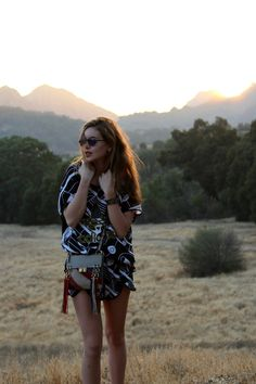 Adidas Total Look at Malibu Mountains — Fashion is My Accent Mountain Fashion, Pacific Coast Highway, Adidas Outfit, Romantic, Fan, In This Moment, Sunset, Photos, How To Wear