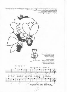 Kids Songs, Music Notes, Snoopy, Fictional Characters, Joy, Nursery Songs, Fantasy Characters, Sheet Music, Song Lyrics