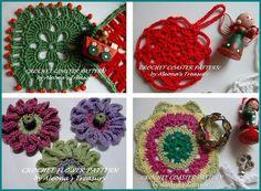 SALE Today Mint Violet Red Mandala Christmas от AleonasTreasury