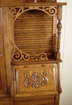 vintage meuble de m tier cabinet dentiste ch ne harvard dental center vers 1900. Black Bedroom Furniture Sets. Home Design Ideas