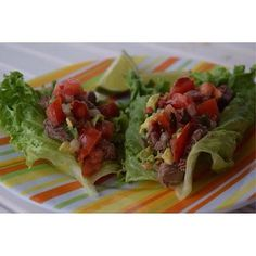 Taco Tuesday Lettuce Boats!  I threw some stew beef in the crockpot and seasoned it up with @flavorgod spicy then threw it on my boat with some pico and avocado!  now that was easy. #paleo #beef #grassfed #yum #glutenfree #dairyfree #nogmo #jerf #whole30 #21dsd #eat #food #foodie #progressnotperfection #paleoschmaleo #teamnikon K