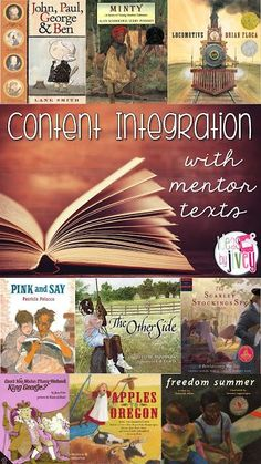 Ideas by Jivey shows teachers how to integrate social studies content and teach ELA standards using mentor texts - awesome freebie included for Henry's Freedom Box!