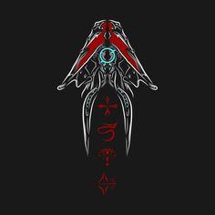 14$ tees with 'Ivara' design on @TeePublic!  #tshirts #hoodies #warframe #ivara #ninja #pc #gaming #xbox #playstation #games