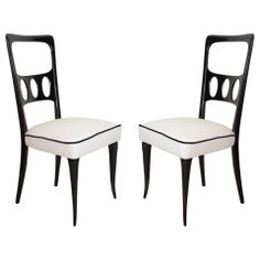Pair Of Paolo Buffa Chairs c1940's