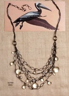 multi-chain necklace