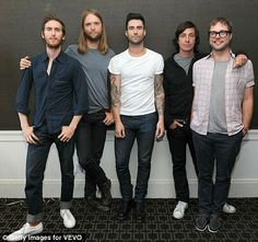 Maroon 5 Google Image Result for…