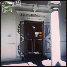 Museo Arqueológico José María Soler.  #DeMuestraVillena www.muestravillena.villena.es www.facebook.com/Muestravillena @muestravillena