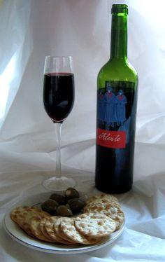 Wine & appetizers!