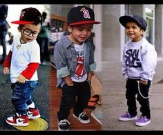 little kid swag is adorable is it not? haha