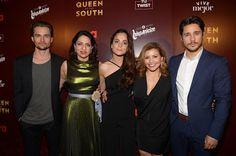 USA Network's 'QUEEN OF THE SOUTH' World Premiere at HISPANICIZE 2016