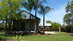Kookaburra cottage outside