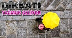Devriye Haber : Edirne'de hafta sonu sağanak yağış bekleniyor.