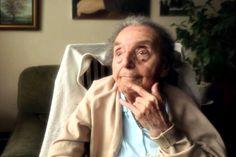 A Alice era a mais antiga sobrevivente do holocausto nazi, morreu este ano em Londres, aos 110 anos. Ficaria a ouvir as suas historias horas sem fim