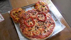 Micky Mouse Pizza