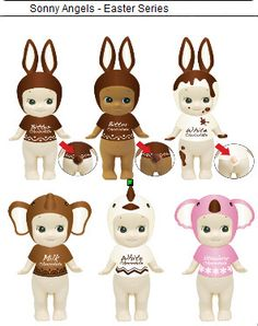 Sonny Angels Easter Series
