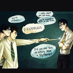 Image result for phan harry potter au | Dan and Phil | Dan ...