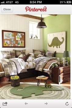 1000 images about kids bedroom on pinterest georgia for Georgia bulldog bedroom ideas