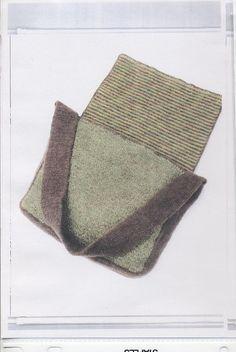 Ravelry: Messenger Bag pattern by Donna Childs, Tunisian Crochet