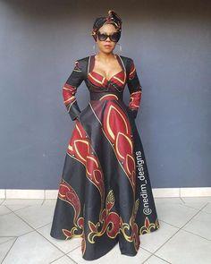 - African Fashion Dresses Remilekun - – African Fashion Dresses Remilekun Source by dragicajames - African American Fashion, African Fashion Ankara, Latest African Fashion Dresses, African Print Fashion, Africa Fashion, African Style, African Dresses For Women, African Attire, Look Fashion
