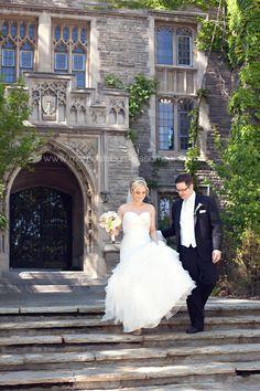 Hamilton Wedding Photography  McMaster University  Stairs  Walking Wedding Venues, Wedding Photos, Wedding Ideas, Wedding Stairs, Hamilton, Wedding Engagement, University, Walking, Wedding Photography