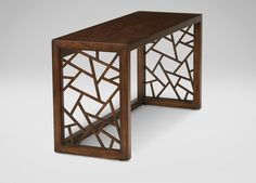 Shatter Console Table