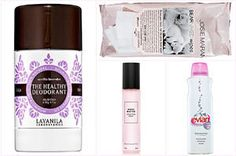 Eight Beauty Products For Pretending You're Not a Sweaty Mess