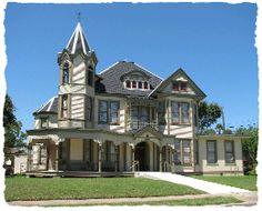 Historic Driving Guide - Victoria Texas