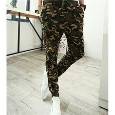 2016 Men Casual Pants New Camouflage Slim Fit Army Camouflage Trousers Outdoor Sport Pants Hip Hop Sweatpants Military  Joggers♦️ B E S T Online Marketplace - SaleVenue ♦️👉🏿 http://www.salevenue.co.uk/products/2016-men-casual-pants-new-camouflage-slim-fit-army-camouflage-trousers-outdoor-sport-pants-hip-hop-sweatpants-military-joggers/ US $8.09