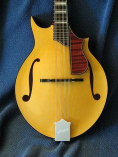 Mowry Two-Point mandolin