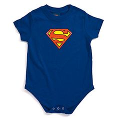 Superbaby Superman Onesie