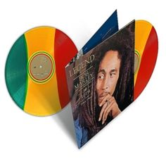 Bob Marley and The Wailers · Legend Anniversary Edition · Vinyl LP · Rasta Tri Color Bob Marley Legend, Could You Be Loved, I Shot The Sheriff, Satisfy My Soul, The Wailers, Reggae Music, Rock Music, Stevie Wonder, 30th Anniversary