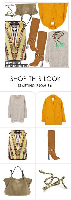 """""""Newchic"""" by teoecar ❤ liked on Polyvore featuring MANGO and Emilio Pucci"""