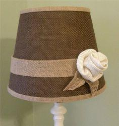 Decorated lamp