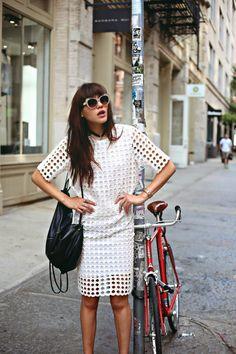 #streetstyle #summer #style #fashion #loveit #ELLE