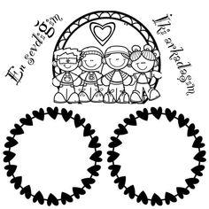 #başaköğretmen #okuloncesicilginlik Doodle, Decorative Plates, Angel, Kids, Activities, Plants, Scribble, Young Children, Boys
