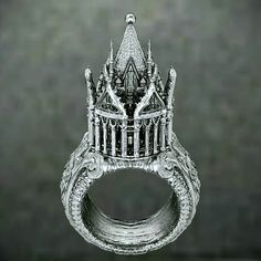Castle on a ring...