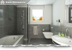 Советы для ванной комнаты.