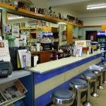 Old Fashioned Pharmacy Lunch Counter & Soda Fountain Bar Harbor, ME